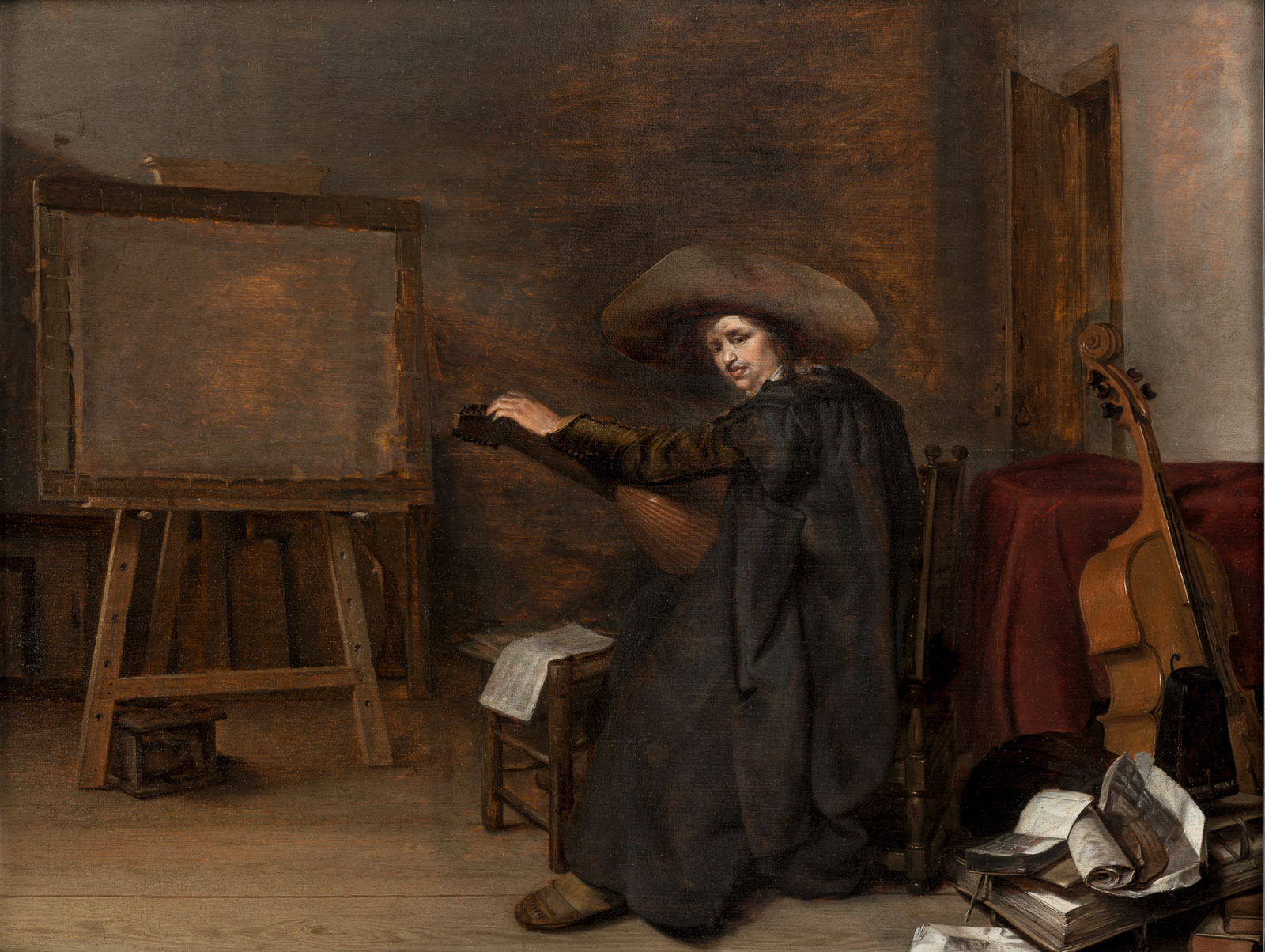 pieter codde resampled